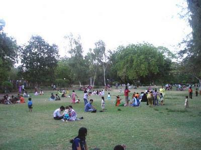 Law Garden in Ahmedabad