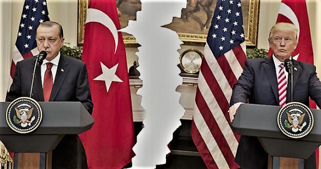 Γιατί δεν θα αποκατασταθούν οι αμερικανοτουρκικές σχέσεις