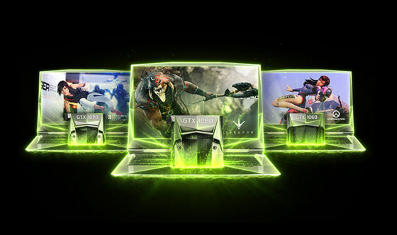 2016 NVIDIA GeForce GTX 10-Series GPUs