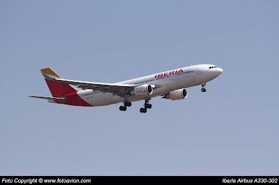 Avión | Airbus A330 EC-MLB