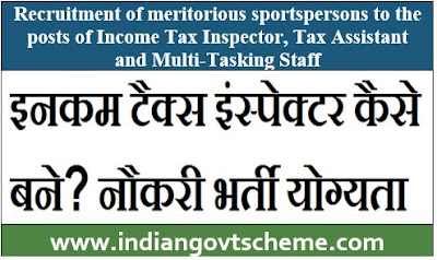 Income Tax Inspector