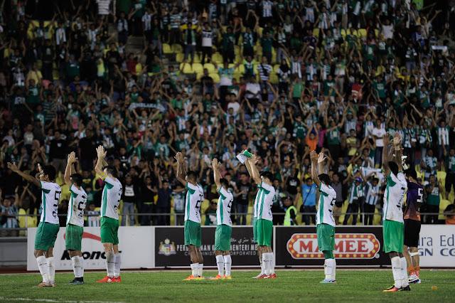 Melaka United Kembali Selepas 10 Tahun