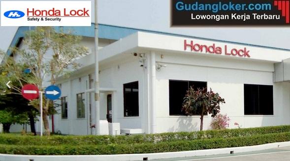 Lowongan Kerja Staff PT Honda Lock Indonesia Agustus 2020