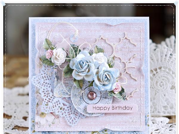Romantic for Birthday / Romantyczna na Urodziny