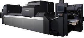 Fujifilm Announces The All-New J Press 750S, Fastest Full Color B2 Production Digital Inkjet Press On The Market
