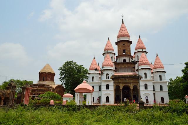 Hooghly, Hangseswari Mandir,