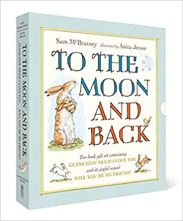 To the Moon and Back: Guess How Much I Love You and Will You Be My Friend?