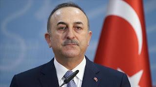 تشاووش أوغلو: تركيا لن تسمح بمأساة إنسانية جديدة في إدلب