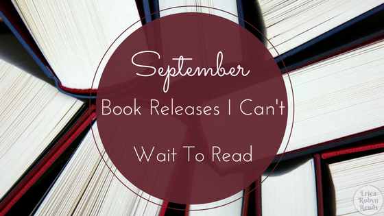 4 September Book Releases I Can't Wait To Read
