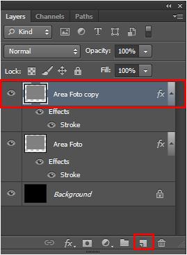 Cara Membuat Bingkai Sederhana Dengan Adobe Photoshop