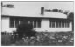 The Round Rock Mexican School building that was used from 1934 to 1948 by Round Rock ISD.