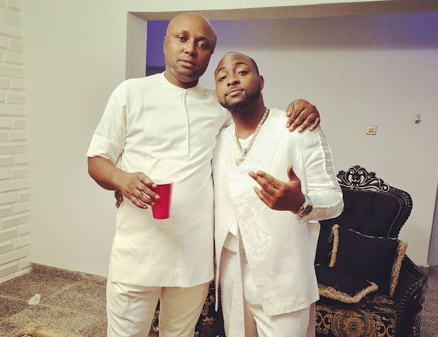 'Most People Hate Davido Because He's From A Rich Home' - Israel DMW