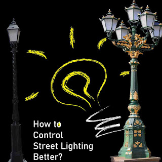 how to control street lighting better, control street lighting@electrical2z
