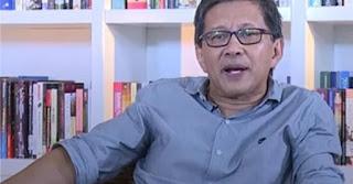 Jokowi Mau Revisi UU ITE, Rocky Gerung: Cuma Tes Ombak, Palsu