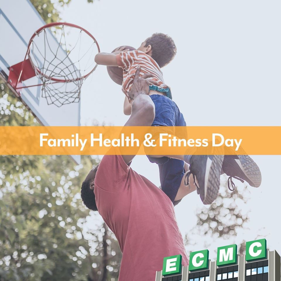 Family Health & Fitness Day USA Wishes For Facebook