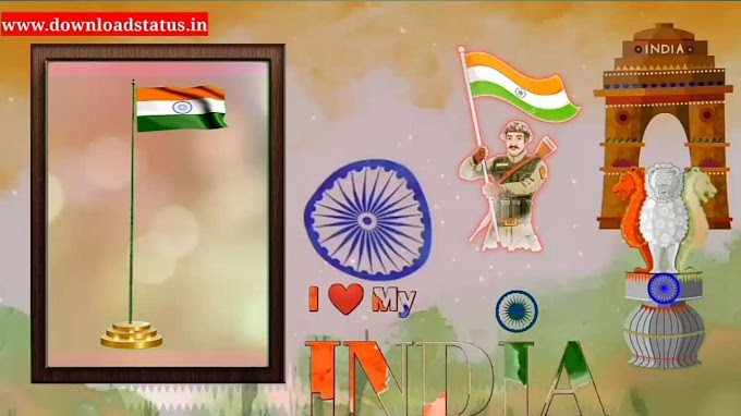 Independence Day Status Video New 15 August