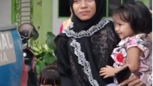 "PLT Lurah Bada, Jamin Penuhi, Penunjang Ekonomi Fitria ""Korban Penelantaran Suami di Aceh"""