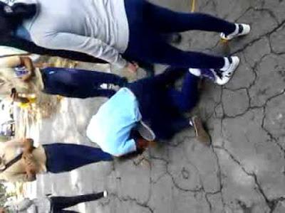 Estudiantes asesinan a golpes a colegiala embarazada
