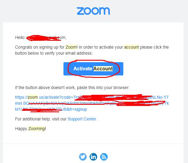 Cara menggunakan aplikasi zoom di Laptop/PC/Komputer
