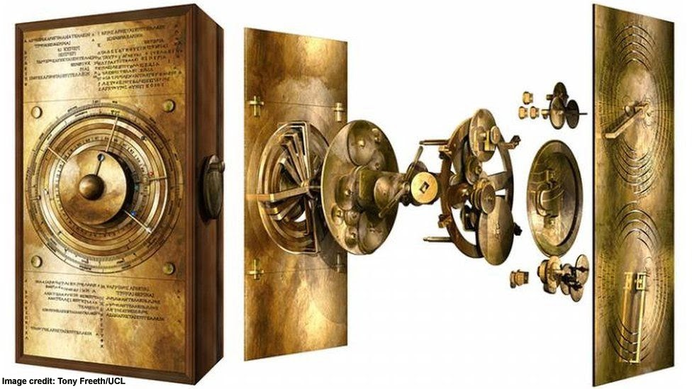 The Antikythera Cosmos ― Experts Recreate A Mechanical Cosmos For The World's First Analog Computer