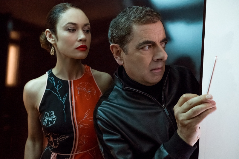 Movie Review by Rawlins, Johnny English Strikes Again, Comedy, Rowan Atkinson, Universal Pictures, United International Pictures,