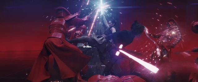 Film Geek Guy - Snoke Throne Room - Star Wars The Last Jedi Video Game