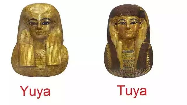 Mask of Yuya