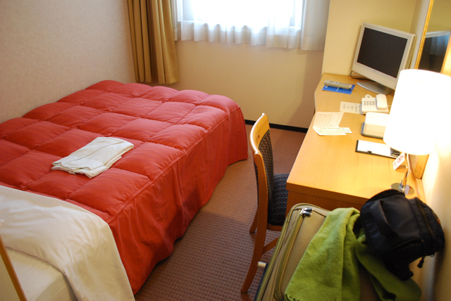 Budget Hotel Room Tokyo Consult TokyoConsult