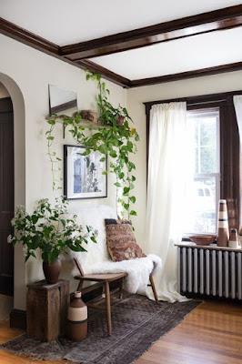 Rumah nuansa alam
