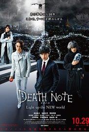 Watch Death Note Light Up the New World Online Free 2016 Putlocker