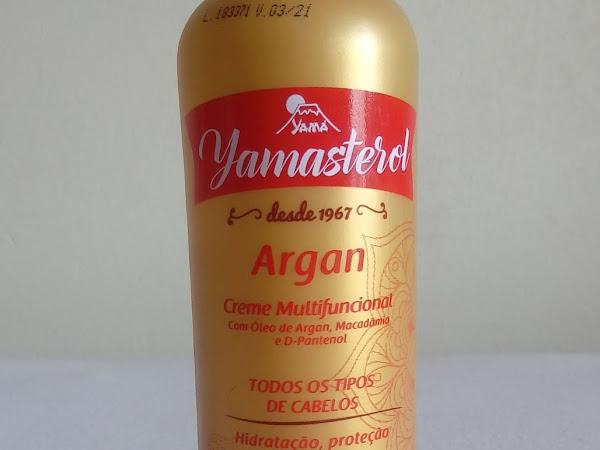 Creme Multifuncional Yamasterol Argan