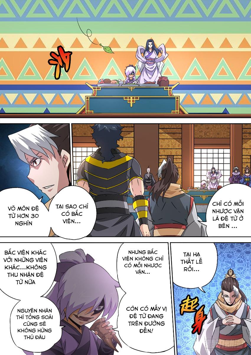 Quyền Bá Thiên Hạ Chapter 169