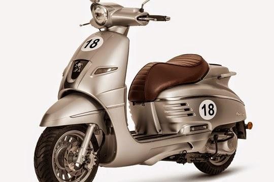 Skutik  Peugeot Django 150cc