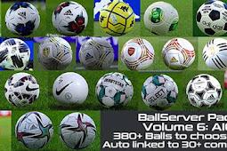 New Balls Server V6 Season 2021 AIO - PES 2021