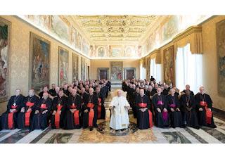 Đức Thánh Cha nhắn nhủ các linh mục trẻ