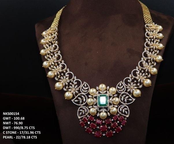 Floral Diamond Set by SVTM