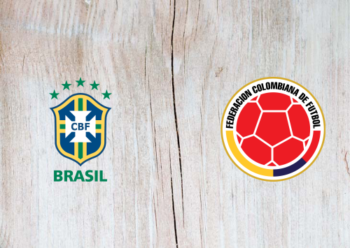Brazil vs Colombia Full Match & Highlights 7 September 2019