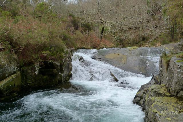 3º Salto de Agua - Río Porcía - Asturias