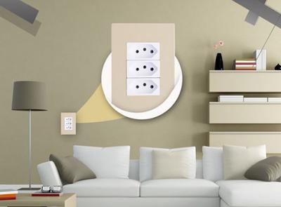 b.lux tomadas e interruptores preço