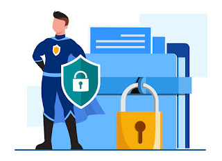 cybersecurity - internet security