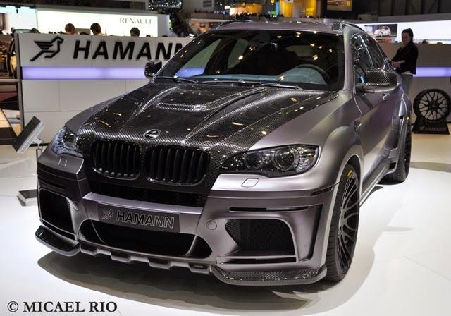 Foto Modifikasi Mobil BMW Hamann Promo