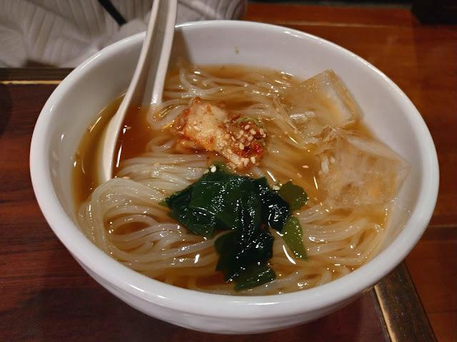冷麺 長崎市浜口町でおすすめの焼肉は炭火焼肉いせ家!