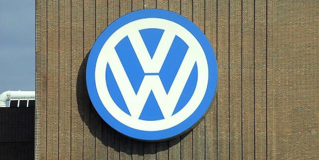 Image Attribute:  VW Logo at Heizkraftwerk Wolfsburg Nord / Wikimedia Commons