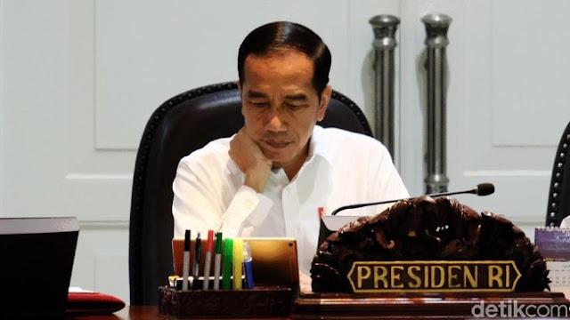 Jokowi Minta Maaf Pejabat Eselon III dan IV Diganti Robot