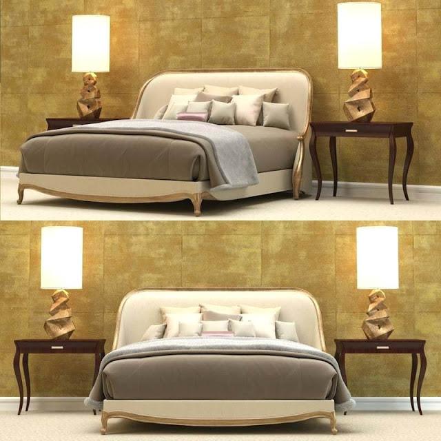 Bed Free Sketchup Model