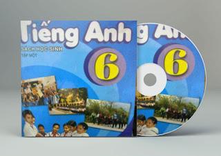 CD bài nghe Tiếng Anh 6 thí điểm