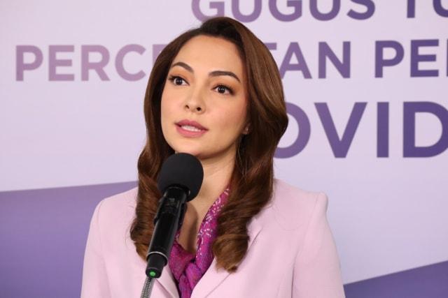 Anggota Komisi IX: Kehadiran dr Reisa di Satgas Dapat Tingkatkan Imunitas