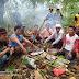 Ritual Adat Pembersihan Makam Desa Sungai Ukoi