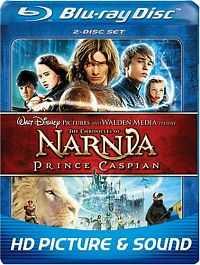 The Chronicles of Narnia 2 2008 Tamil - Telugu - Hindi - Eng Dual BRRip 700mb