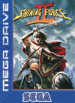 Shining Force II - Caja Pal